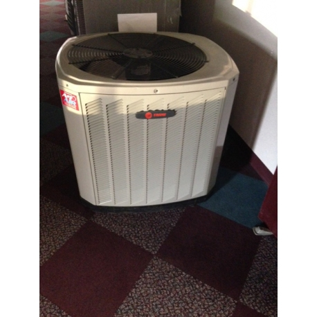Trane 3.5 Ton 13 SEER Heat Pump 4TWB3042B1000BA