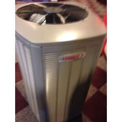 Lennox XC16 Two-Stage Air Conditioner