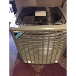 Daikin Condenser 18 SEER Single-Stage 3 Ton R410A - DX18TC0361