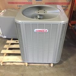 Lennox 14 SEER Split System Heat Pump 3 Ton - 81W88/14HPX-036-230-21
